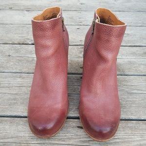 Kork Ease Wedge Boots
